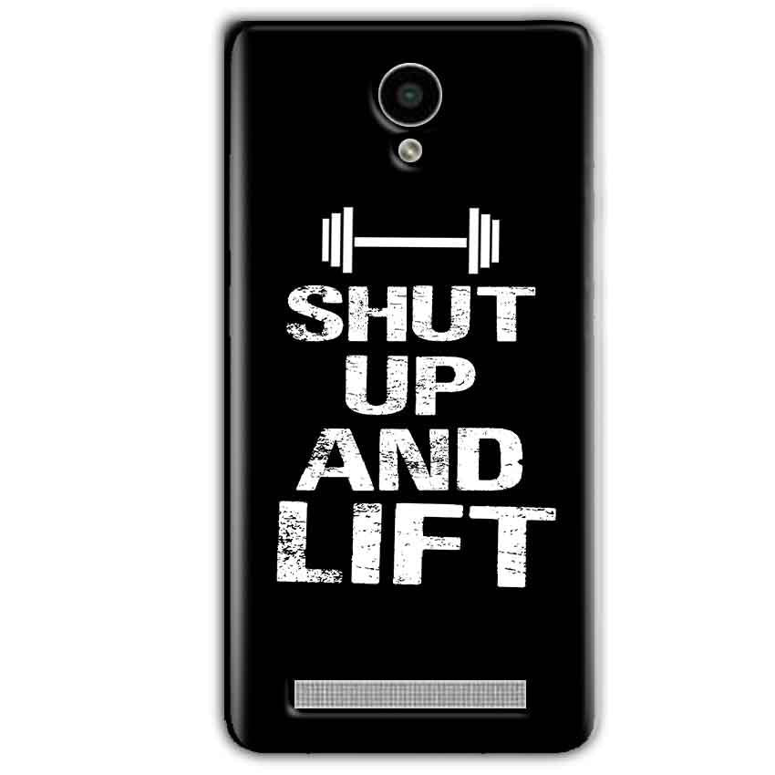 Vivo Y28 Mobile Covers Cases Shut Up And Lift - Lowest Price - Paybydaddy.com