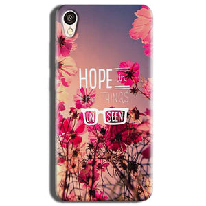 Vivo Y51L Mobile Covers Cases Hope in the Things Unseen- Lowest Price - Paybydaddy.com