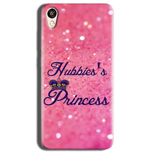 Vivo Y51L Mobile Covers Cases Hubbies Princess - Lowest Price - Paybydaddy.com