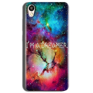 Vivo Y51L Mobile Covers Cases I am Dreamer - Lowest Price - Paybydaddy.com