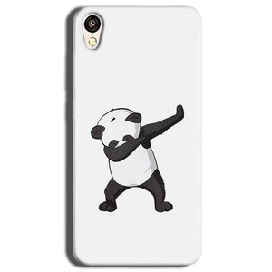 Vivo Y51L Mobile Covers Cases Panda Dab - Lowest Price - Paybydaddy.com