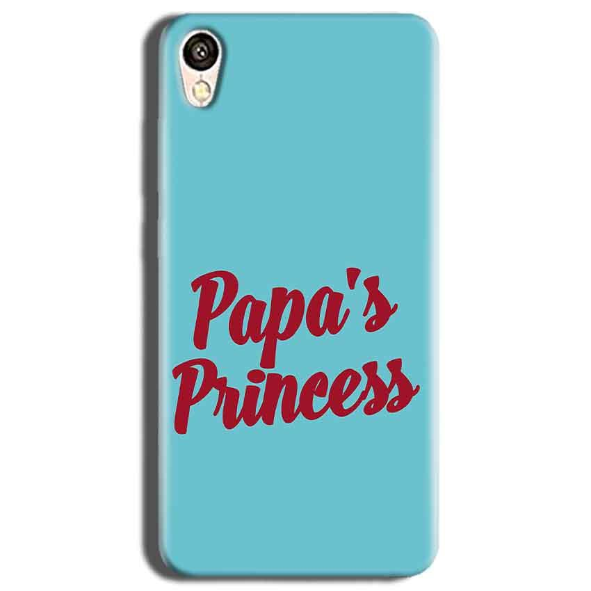 Vivo Y51L Mobile Covers Cases Papas Princess - Lowest Price - Paybydaddy.com