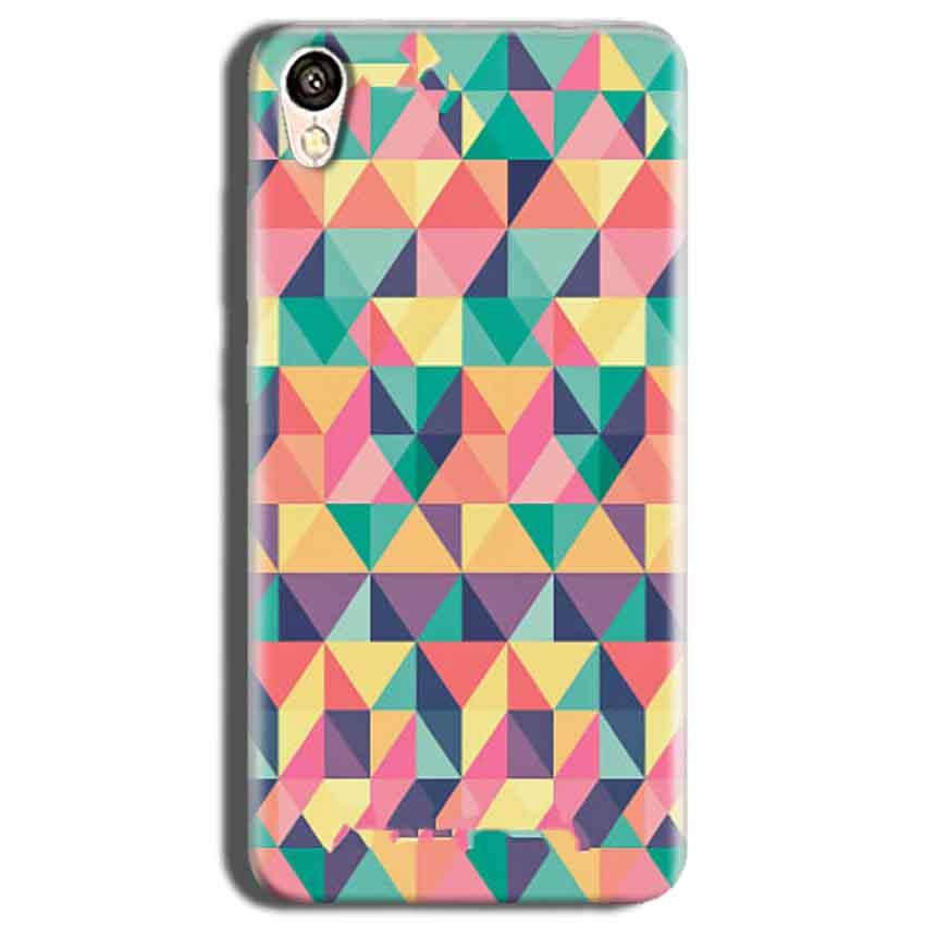 Vivo Y51L Mobile Covers Cases Prisma coloured design - Lowest Price - Paybydaddy.com