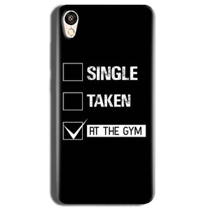 Vivo Y51L Mobile Covers Cases Single Taken At The Gym - Lowest Price - Paybydaddy.com