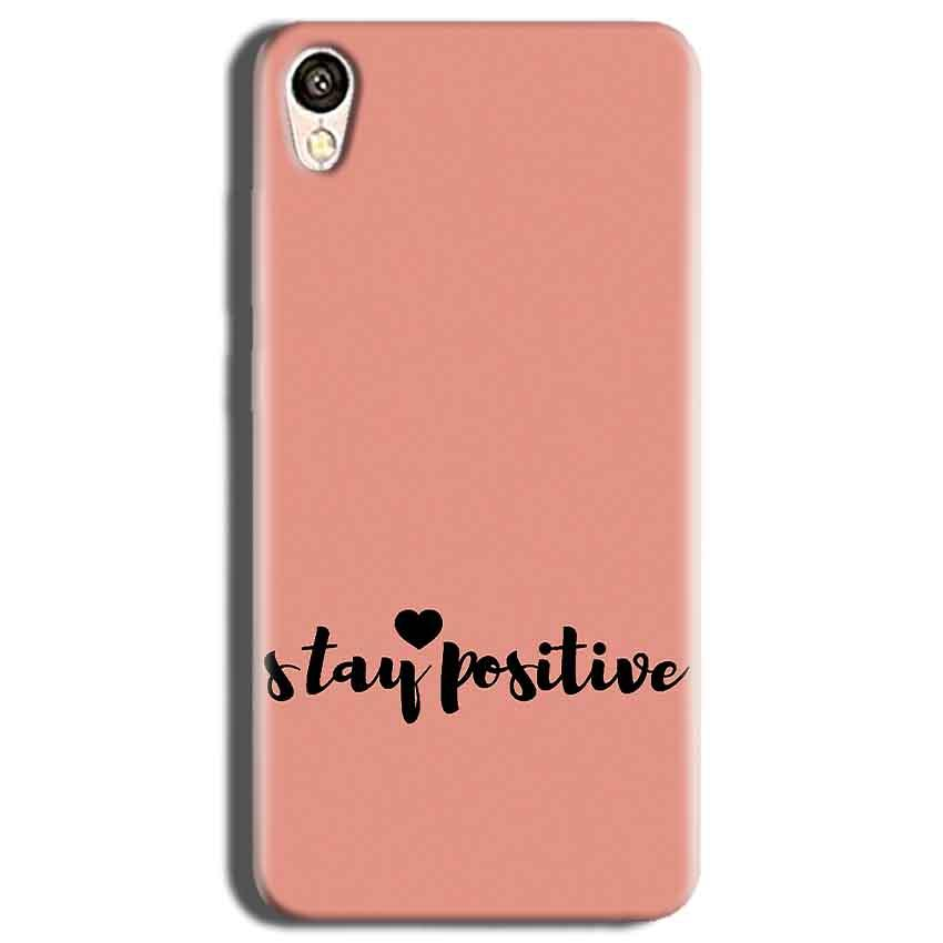 Vivo Y51L Mobile Covers Cases Stay Positive - Lowest Price - Paybydaddy.com
