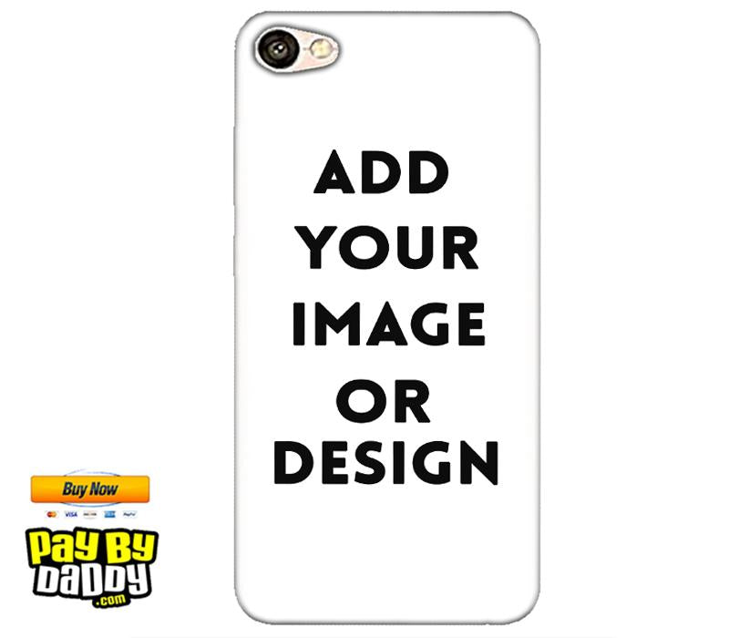 Customized Vivo Y53 Mobile Phone Covers & Back Covers with your Text & Photo