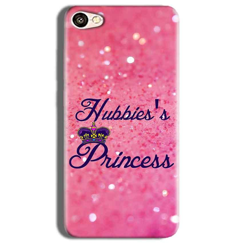 Vivo Y53 Mobile Covers Cases Hubbies Princess - Lowest Price - Paybydaddy.com