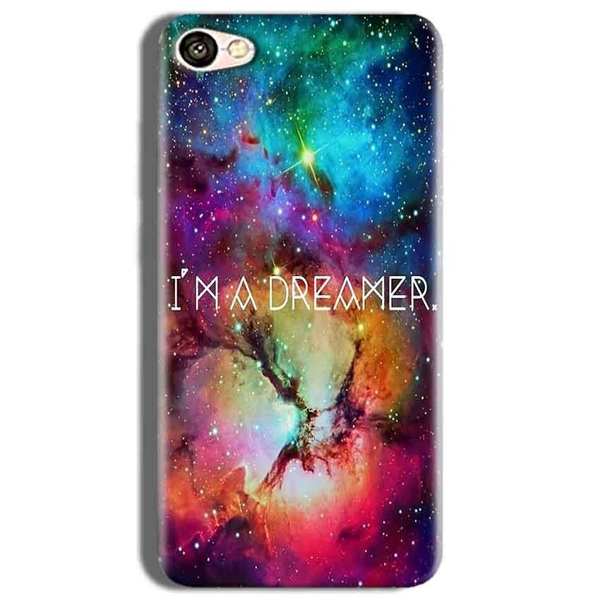 Vivo Y53 Mobile Covers Cases I am Dreamer - Lowest Price - Paybydaddy.com