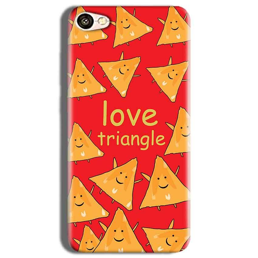 Vivo Y53 Mobile Covers Cases Love Triangle - Lowest Price - Paybydaddy.com