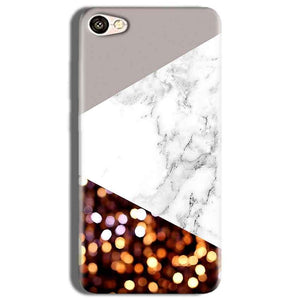 Vivo Y53 Mobile Covers Cases MARBEL GLITTER - Lowest Price - Paybydaddy.com
