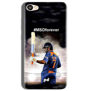 Vivo Y53 Mobile Covers Cases MS dhoni Forever - Lowest Price - Paybydaddy.com