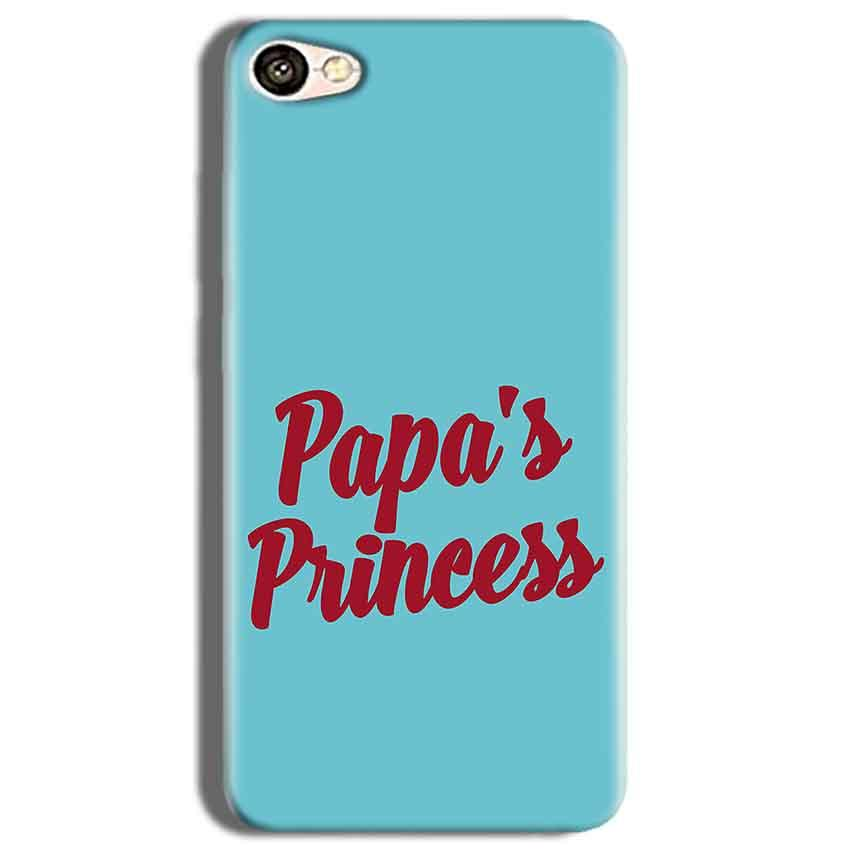 Vivo Y53 Mobile Covers Cases Papas Princess - Lowest Price - Paybydaddy.com