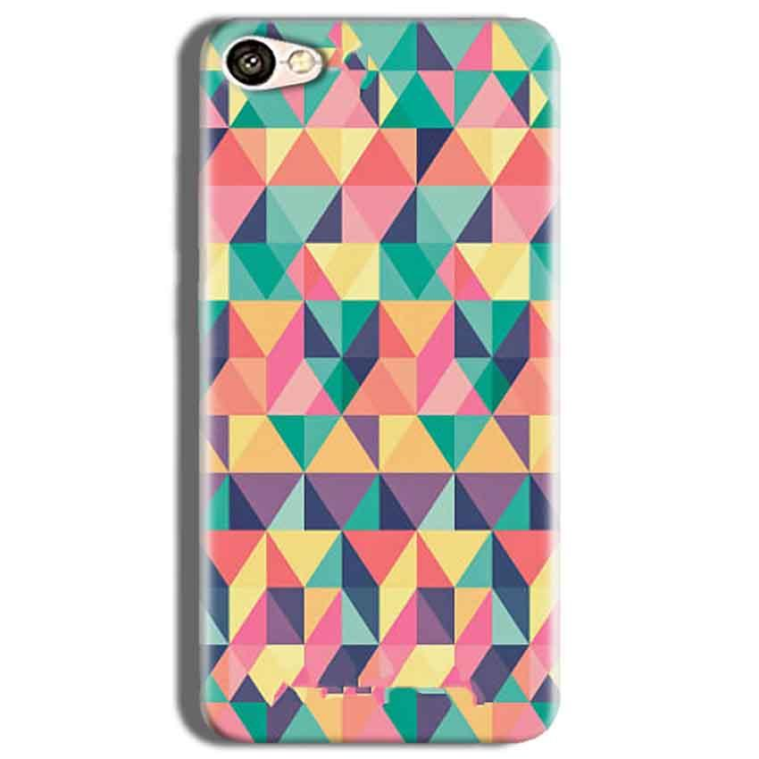 Vivo Y53 Mobile Covers Cases Prisma coloured design - Lowest Price - Paybydaddy.com