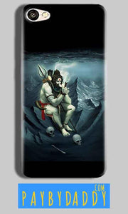 Vivo Y53 Mobile Covers Cases Shiva Smoking - Lowest Price - Paybydaddy.com