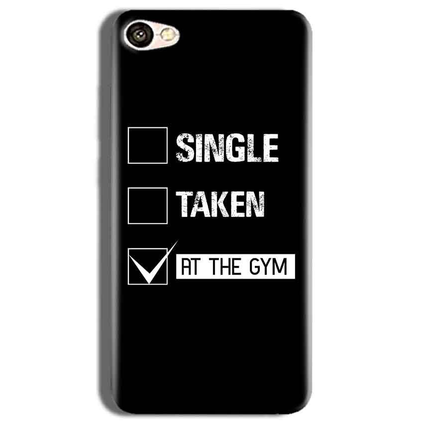 Vivo Y53 Mobile Covers Cases Single Taken At The Gym - Lowest Price - Paybydaddy.com