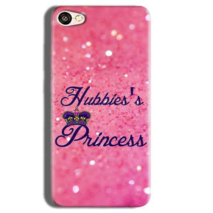 Vivo Y55L Mobile Covers Cases Hubbies Princess - Lowest Price - Paybydaddy.com