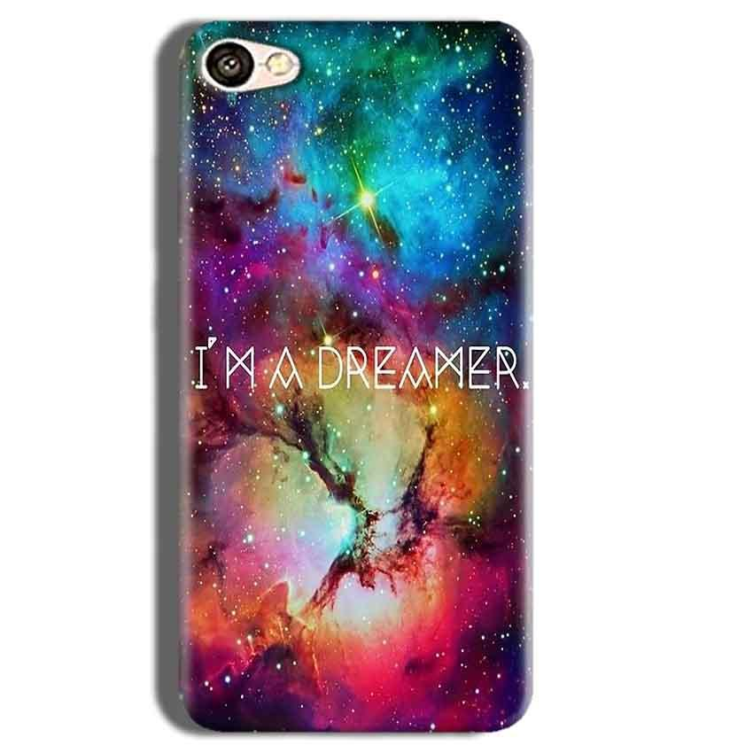 Vivo Y55L Mobile Covers Cases I am Dreamer - Lowest Price - Paybydaddy.com