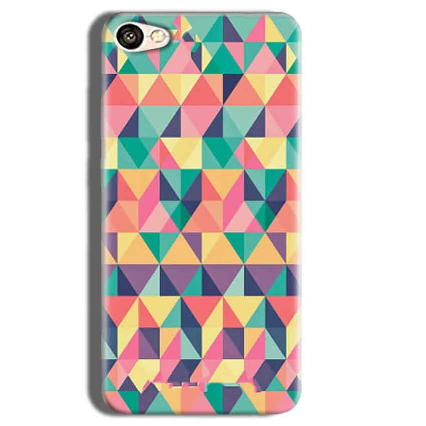 Vivo Y55L Mobile Covers Cases Prisma coloured design - Lowest Price - Paybydaddy.com