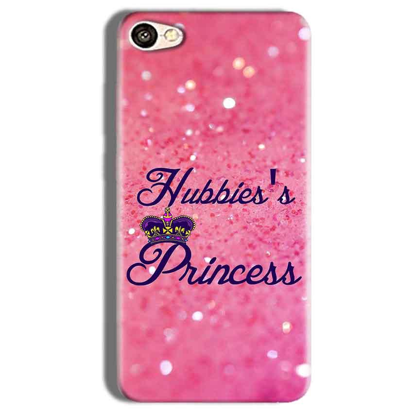 Vivo Y66 Mobile Covers Cases Hubbies Princess - Lowest Price - Paybydaddy.com