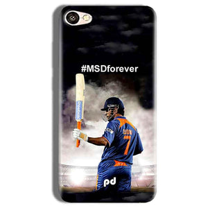 Vivo Y66 Mobile Covers Cases MS dhoni Forever - Lowest Price - Paybydaddy.com