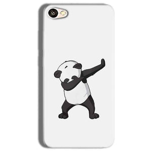 Vivo Y66 Mobile Covers Cases Panda Dab - Lowest Price - Paybydaddy.com