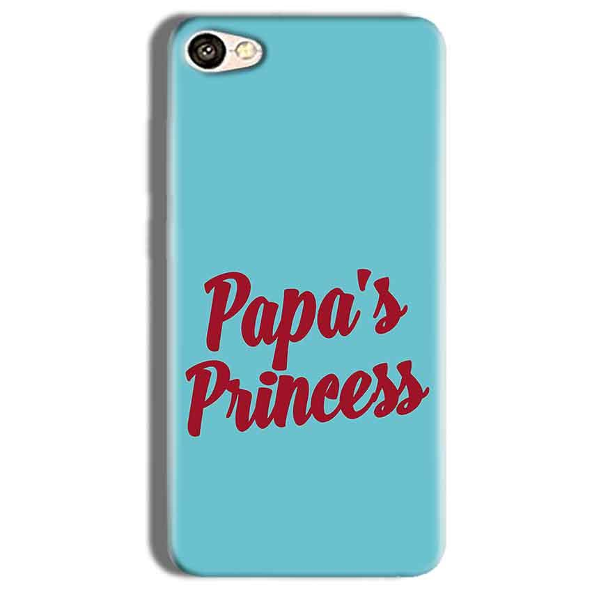 Vivo Y66 Mobile Covers Cases Papas Princess - Lowest Price - Paybydaddy.com