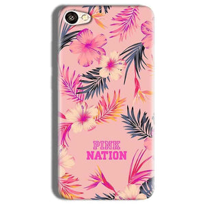 Vivo Y66 Mobile Covers Cases Pink nation - Lowest Price - Paybydaddy.com