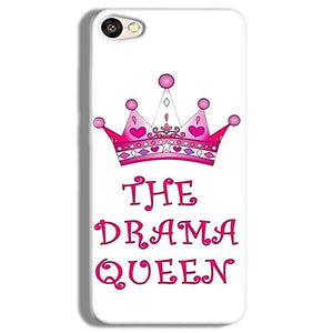 Vivo Y67 Mobile Covers Cases Drama Queen - Lowest Price - Paybydaddy.com
