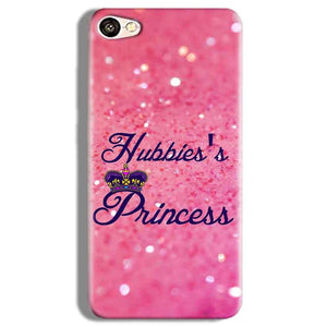 Vivo Y67 Mobile Covers Cases Hubbies Princess - Lowest Price - Paybydaddy.com