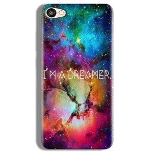 Vivo Y67 Mobile Covers Cases I am Dreamer - Lowest Price - Paybydaddy.com