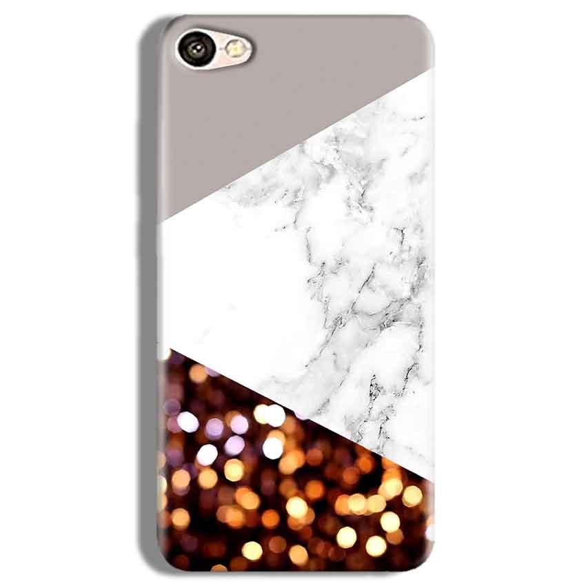 Vivo Y67 Mobile Covers Cases MARBEL GLITTER - Lowest Price - Paybydaddy.com