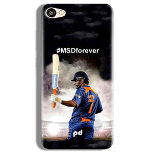 Vivo Y67 Mobile Covers Cases MS dhoni Forever - Lowest Price - Paybydaddy.com