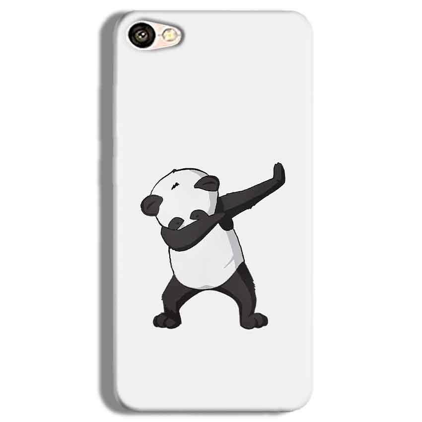 Vivo Y67 Mobile Covers Cases Panda Dab - Lowest Price - Paybydaddy.com