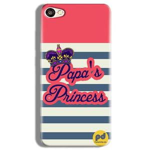 Vivo Y67 Mobile Covers Cases Papas Princess - Lowest Price - Paybydaddy.com