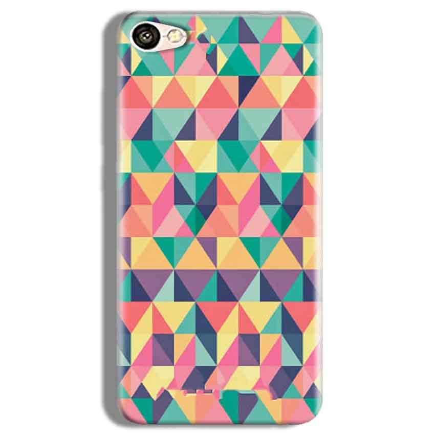 Vivo Y67 Mobile Covers Cases Prisma coloured design - Lowest Price - Paybydaddy.com