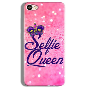 Vivo Y67 Mobile Covers Cases Selfie Queen - Lowest Price - Paybydaddy.com