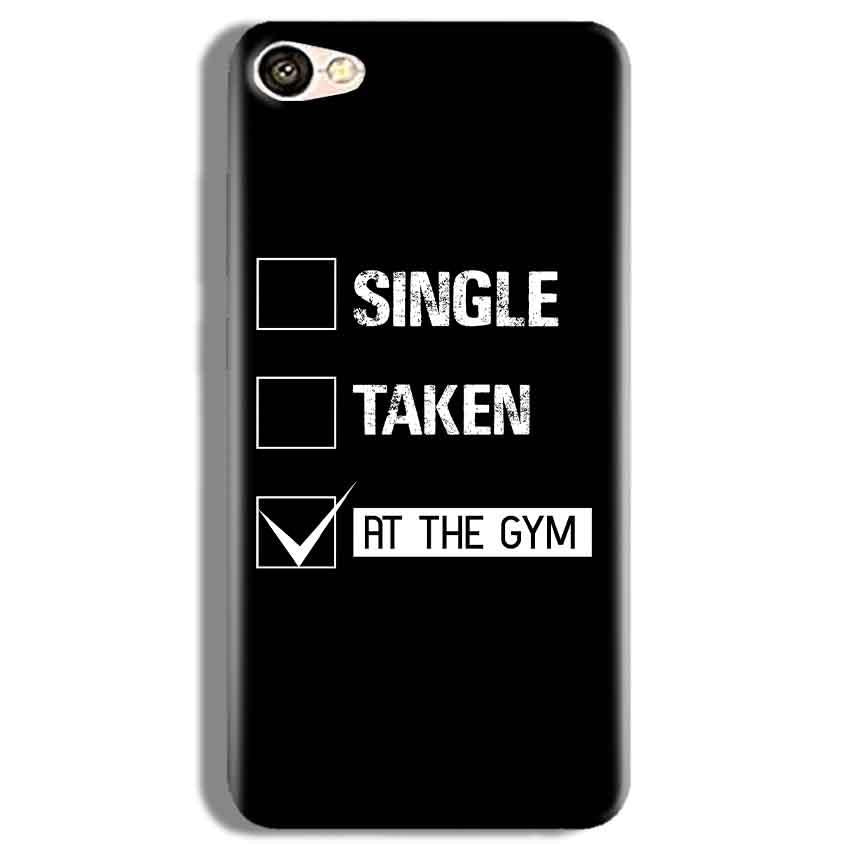Vivo Y67 Mobile Covers Cases Single Taken At The Gym - Lowest Price - Paybydaddy.com