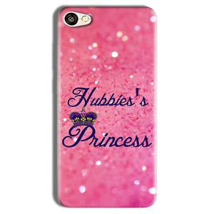 Vivo Y69 Mobile Covers Cases Hubbies Princess - Lowest Price - Paybydaddy.com
