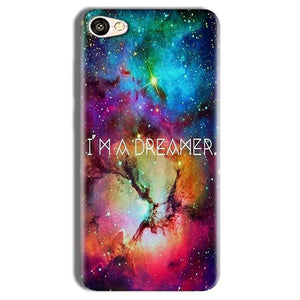 Vivo Y69 Mobile Covers Cases I am Dreamer - Lowest Price - Paybydaddy.com