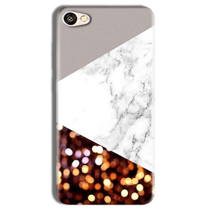 Vivo Y69 Mobile Covers Cases MARBEL GLITTER - Lowest Price - Paybydaddy.com