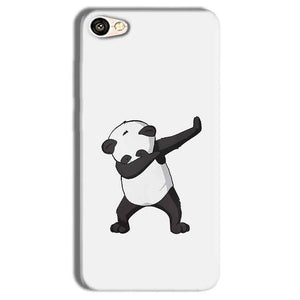 Vivo Y69 Mobile Covers Cases Panda Dab - Lowest Price - Paybydaddy.com