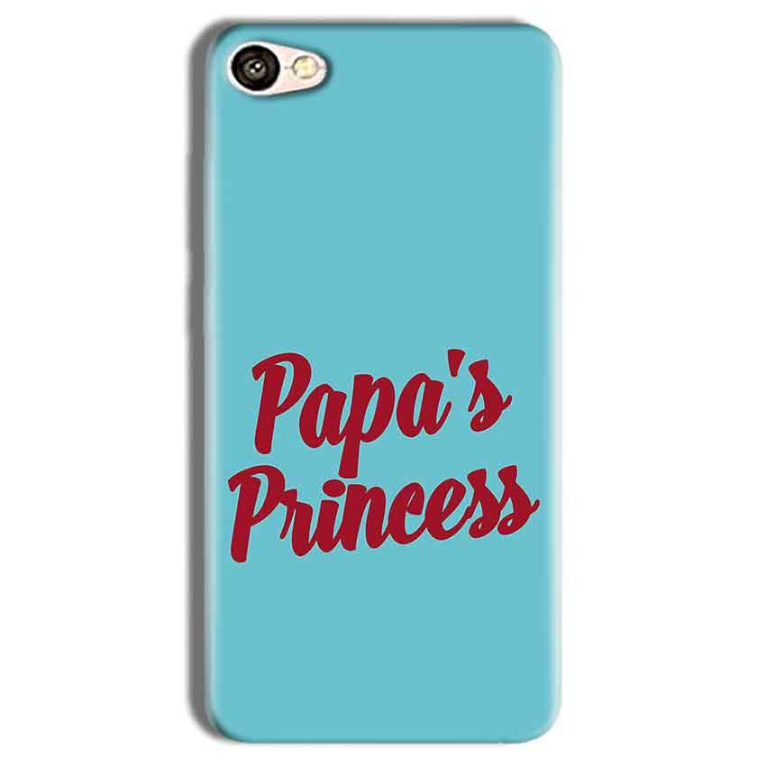 Vivo Y69 Mobile Covers Cases Papas Princess - Lowest Price - Paybydaddy.com