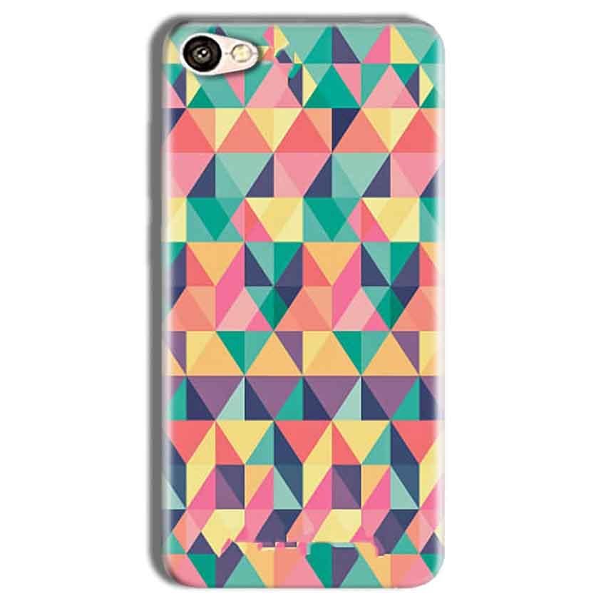 Vivo Y69 Mobile Covers Cases Prisma coloured design - Lowest Price - Paybydaddy.com