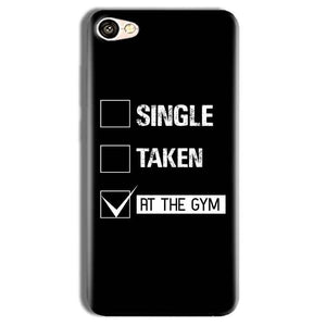 Vivo Y69 Mobile Covers Cases Single Taken At The Gym - Lowest Price - Paybydaddy.com