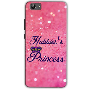 Vivo Y71 Mobile Covers Cases Hubbies Princess - Lowest Price - Paybydaddy.com