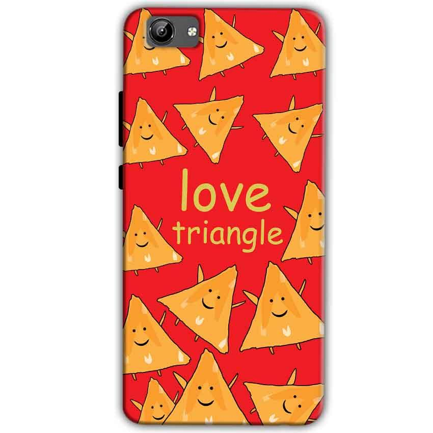 Vivo Y71 Mobile Covers Cases Love Triangle - Lowest Price - Paybydaddy.com