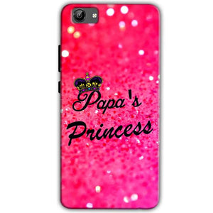 Vivo Y71 Mobile Covers Cases PAPA PRINCESS - Lowest Price - Paybydaddy.com