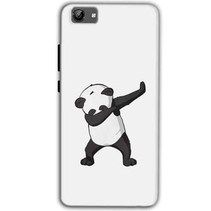 Vivo Y71 Mobile Covers Cases Panda Dab - Lowest Price - Paybydaddy.com