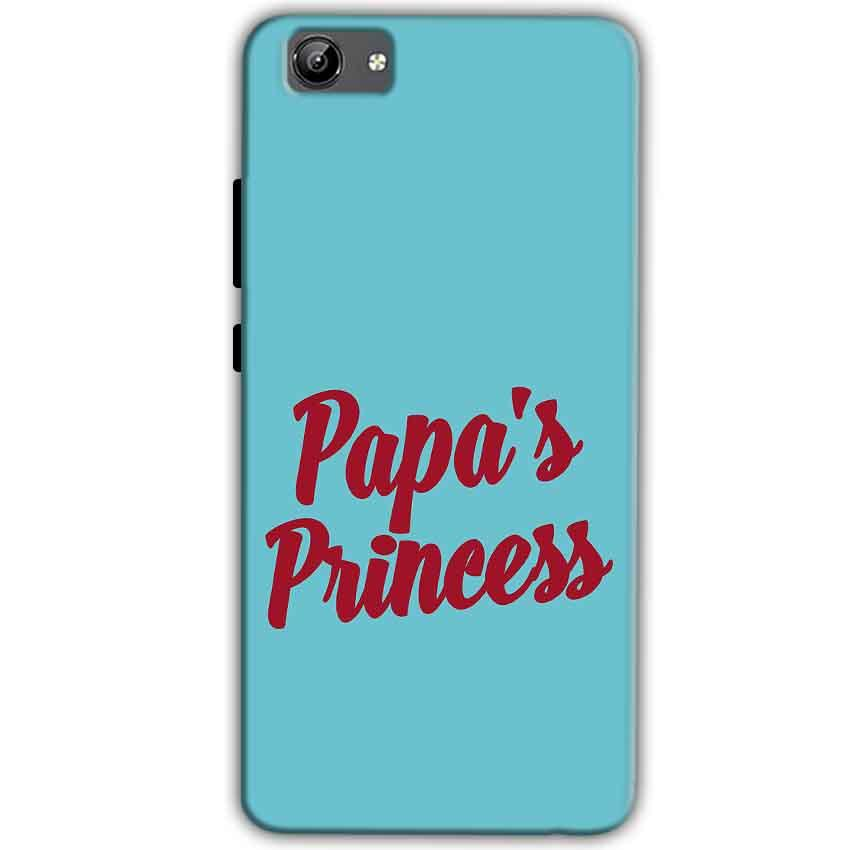 Vivo Y71 Mobile Covers Cases Papas Princess - Lowest Price - Paybydaddy.com