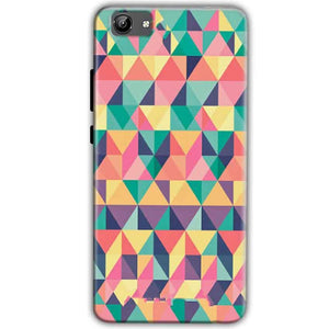 Vivo Y71 Mobile Covers Cases Prisma coloured design - Lowest Price - Paybydaddy.com